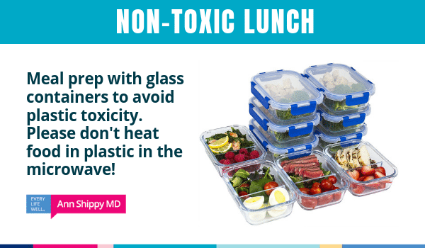 paleo meal prep tips lunch containers glass toxin free
