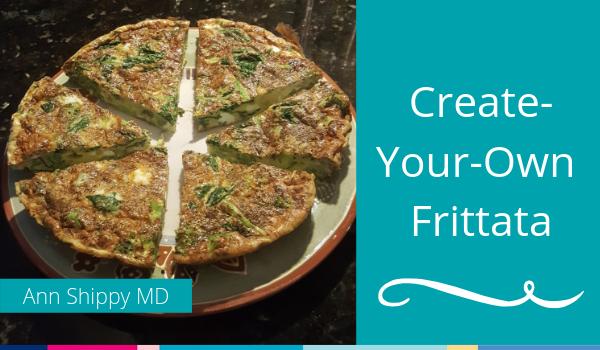 frittata egg dish paleo breakfast