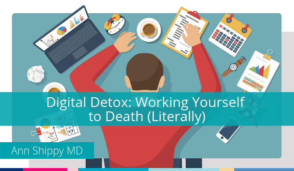 unplug, digital detox, unplugging, workaholism, workaholics