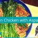 lemon chicken asparagus paleo dinners