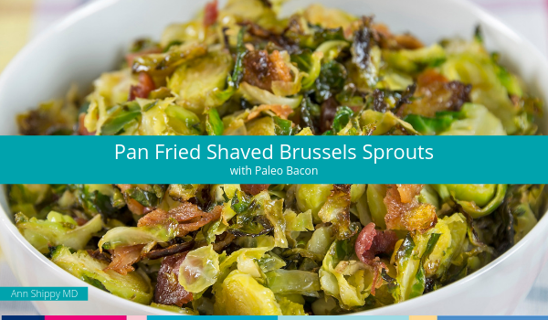 paleo sides dishes brussels sprouts with bacon