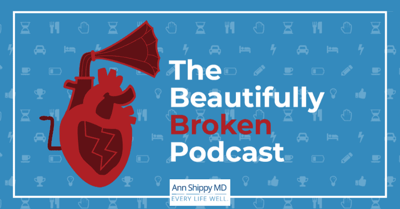 Freddie Kimmel Beautifully Broken podcast