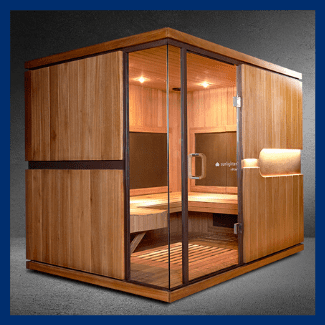 holiday gift guide sunlighten sauna
