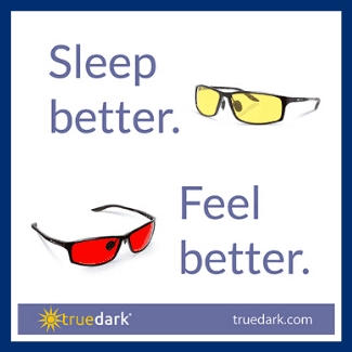holiday gift guide true dark glasses blue blocker