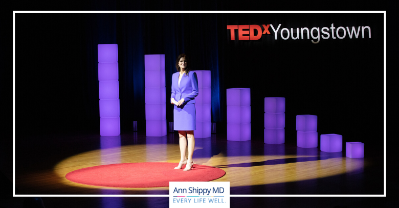 TEDx epigenetics dr. ann shippy youngstown ohio